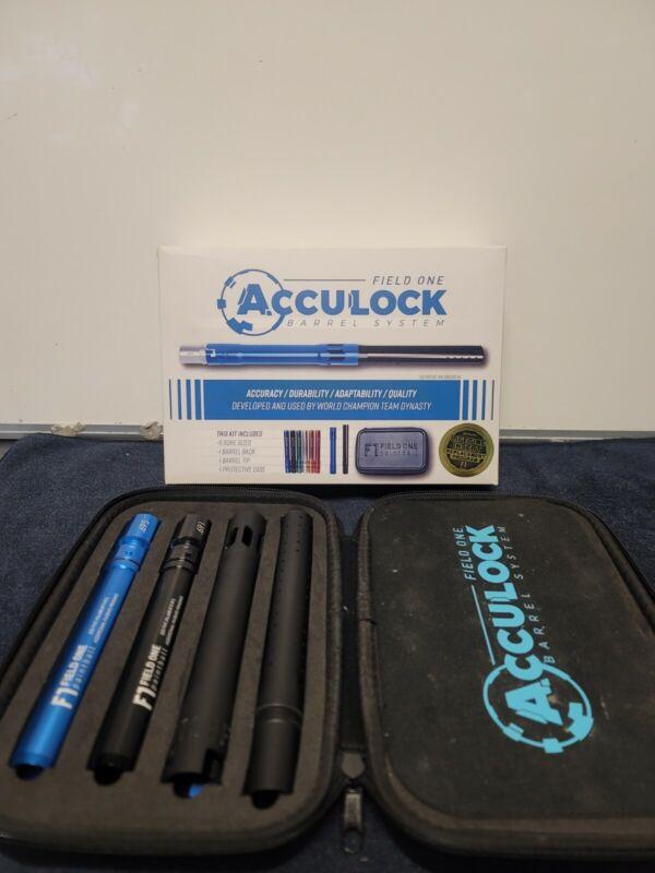 Field One Acculock Barrel Kit