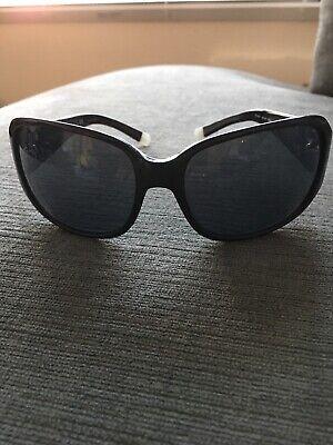 DKNY Black Paparazzi Lady Gaga Lens Sunglasses - Womens - Free Shipping