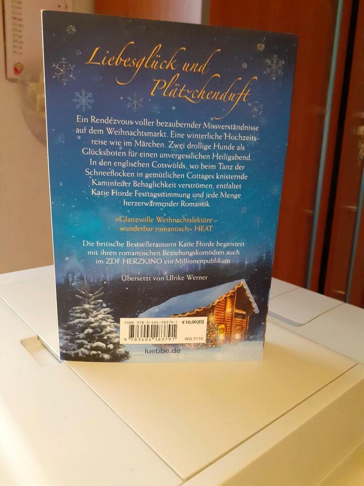 Katie Fforde Weihnachtszauber im Cottage in Sachsen-Anhalt - Könnern