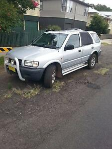 1999 Holden Frontera Wagon Perth Perth City Area Preview