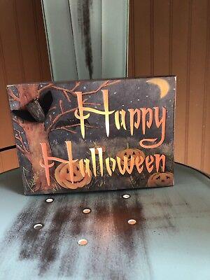 Play Halloween (Light Play Rustic Halloween Light)