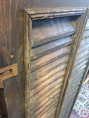 Early Saloon 1880s Swing Door with Spring Loaded Hinge Antique Old Rare Bar 3