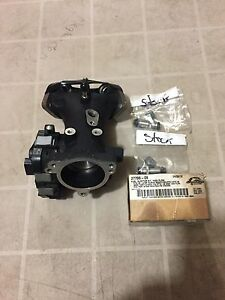 Harley Davidson Screamin Eagle 50mm Throttle Body/injectors