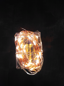 16 x strings of copper fairy lights Broadmeadow Newcastle Area Preview