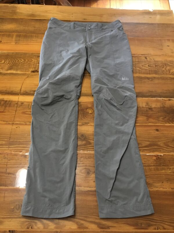 Women Hiking Pants Size 10 REI Stretchy EXCELLENT!!