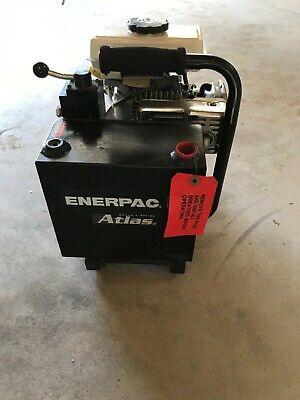 Atlas Enerpac - Gas Powered Hydraulic Pump Model Pgm2404 10000psi