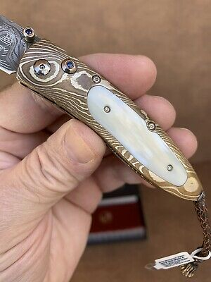 William Henry B05 MWH-S Knife