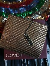 Vintage gold Glomesh wallet - new with tags and box Wooloowin Brisbane North East Preview