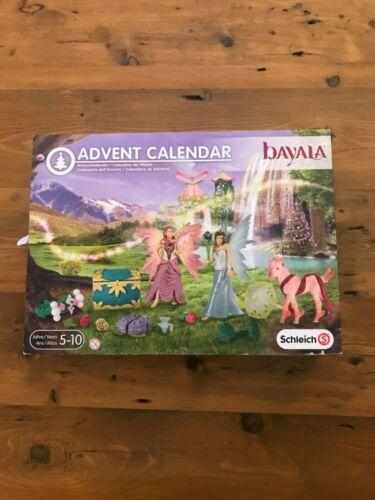 Schleich 97050 bayala Advent Calendar dinged box