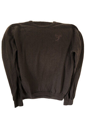 mens versace jumper L