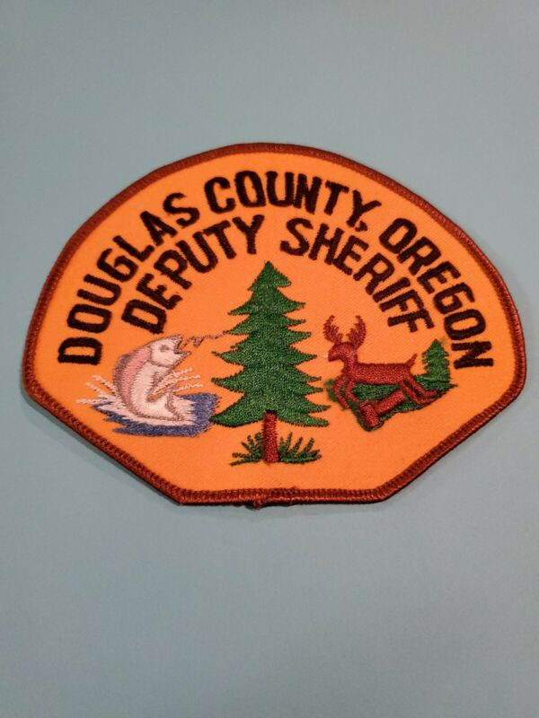 Douglas County Deputy Sheriff Patch
