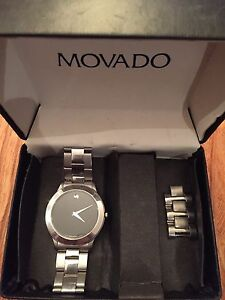 Movado Museum Sport Swiss.   Stainless Steel