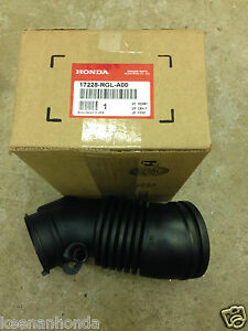 genuine oem honda odyssey air cleaner intake hose tube 2005 2006