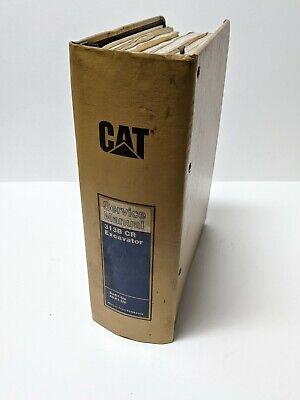 Caterpillar 313b Cr Excavator Service Shop Repair Manual Cat