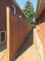 New fences , posts , fence repairs , post repairs