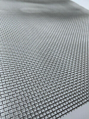 304 Stainless Steel Wire 7 Mesh Screen Hardware Cloth