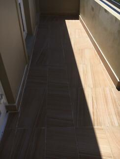 Tiling and waterproofing service