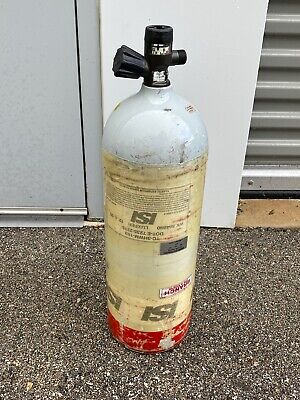 Isi 2216 Psi 30 Min Scba Tank Luxfer - Good Condition - Fast Shipping