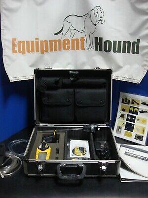 Bw Gas Alert Micro 5 H2s Co O2 Lel Multigas Detector Monitor Kit