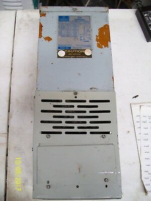 Ge 1.0 Kva Line Conditioner Transformer Type Qsl-w 9t91l1173
