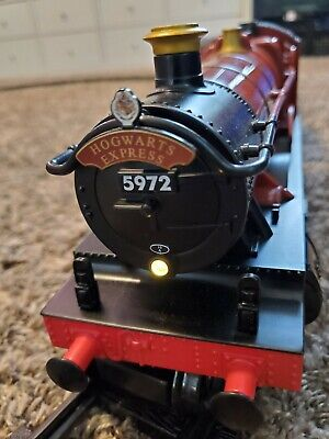 Lionel Harry Potter Hogwarts Express Ready To Play Train Set