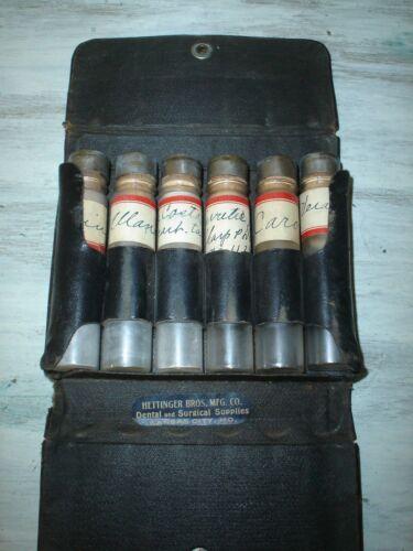 Antique Hettinger Bros. Supplies Doctor