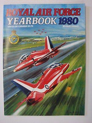 RAF Yearbook 1980 (Sunderland Cutaway, Catalina, Gladiator, Chinook, Whirlwind)