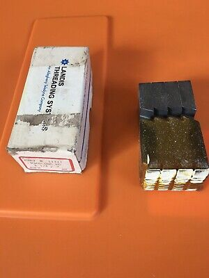 Landis Threading Systems Chasers 11211 Quad Unc Hs 1 14 - 7 Nos
