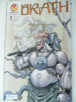1 x Comic -Crossgen - Brath - Band 2