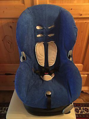 Sommerbezug Schonbezug Frottee für Maxi-cosi Priori XP und Priorifix NEU blau online kaufen
