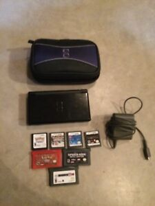 DS light and 8 games