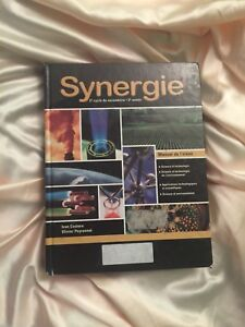 Synergie 2e cycle du secondaire