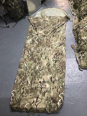 Unused Genuine British Army Issue MTP Goretex Bivi / Bivvy Sleeping Bag Cover