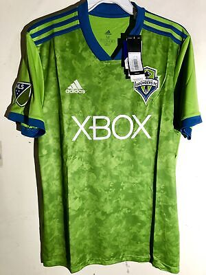 newest 88d44 8ff48 Soccer-MLS - Seattle Sounders Jersey - Trainers4Me