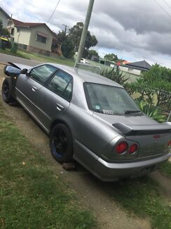 Two for one swap Nissan pulsar and skyline