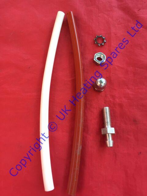 Ideal Response 80 100 120 & Systemiser SE Boiler Flue Sensing Nipple Kit 170901