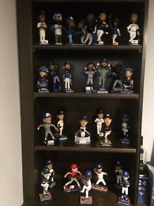 Blue Jays Bobblehead Collection