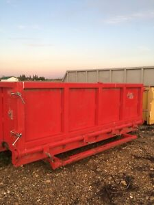 2 12x20 Oifield Mixing Bins for sale