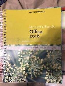 Office 2016 introductory
