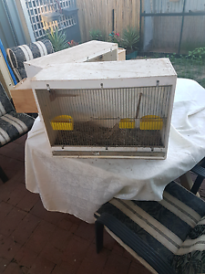 Bird cage breeding cabinet Swan View Swan Area Preview