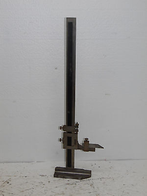 Vintage Auto Metric Corp. 18 Precision Vernier Height Gage