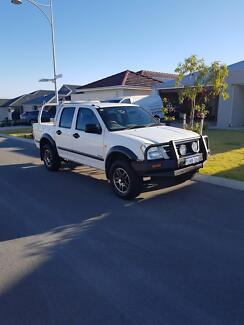 2006 Holden Rodeo Ute Butler Wanneroo Area Preview