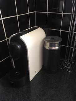 Nespresso Breville machine