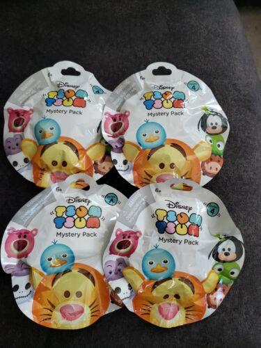 Disney Tsum Tsum Mystery Pack Stack LOT