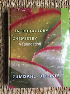 Introductory Chemistry: A Foundation 7th Edition (NEW)