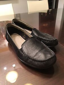 Chaussures souliers mocassins hush puppies pointure 10