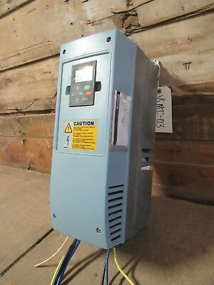 Honeywell Variable Speed Drive Nxl0200a1001 31a 480v Warranty Included