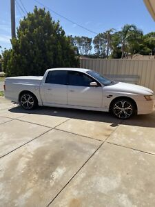2006 Holden Crewman Ss Thunder 4 Sp Automatic Crew Cab Utility