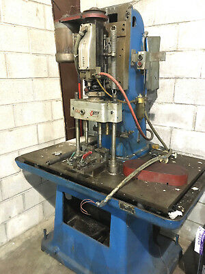 Wisconsin Dual Multi Spindle Drill Press Head Machine