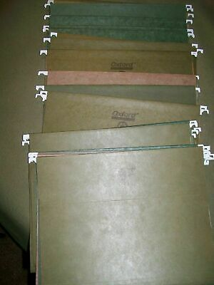 Hanging File Folders Letter Size Slightly Used In Perfect Condi Set Of 40